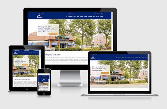 Web design Frans op den Bult